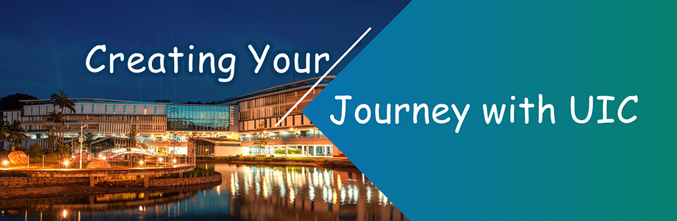 Creating your journey with UIC ebanner en