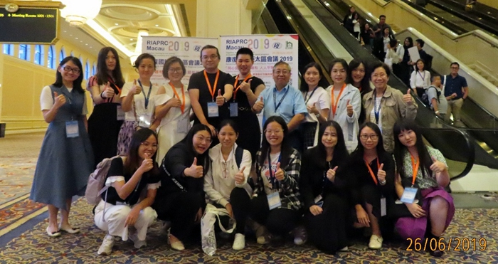 uic-swsa-staff-and-students-participated-in-the-international-conference-on-rehabilitation